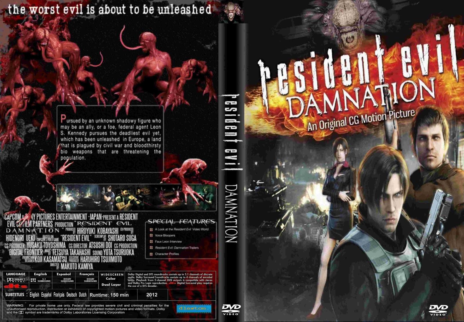 resident evil damnation movie download 480p